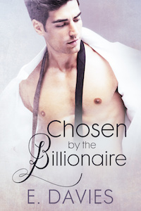 Chosen by the Billionaire cover