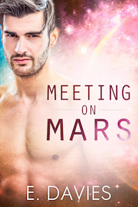 Meeting on Mars cover
